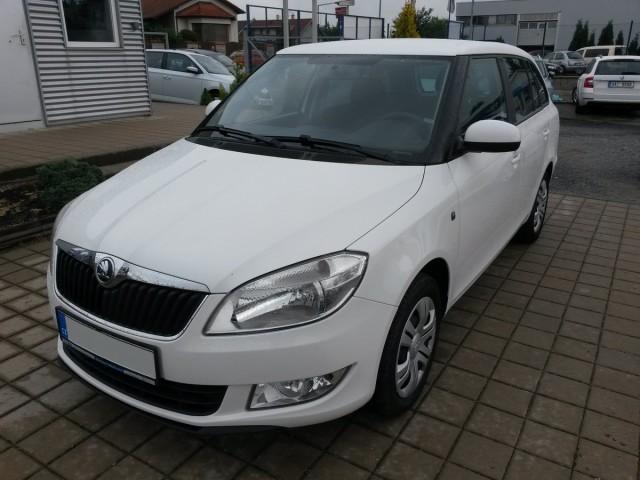 Škoda Fabia Combi 1,6TDI Ambit .CZ, 1.maj