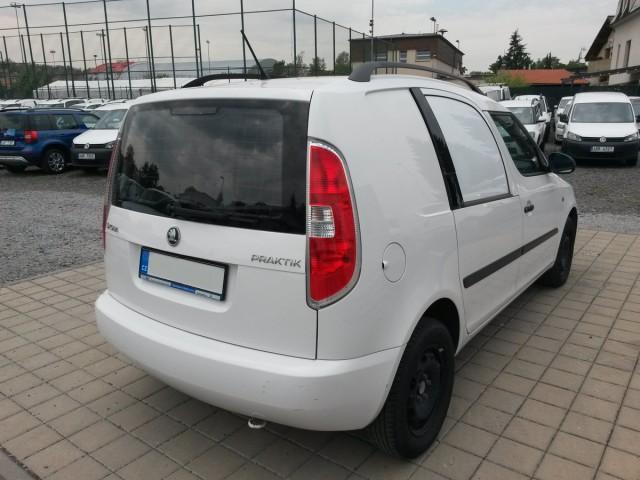 Škoda Praktik 1,2 TSI, Klima, CZ, 1.majitel