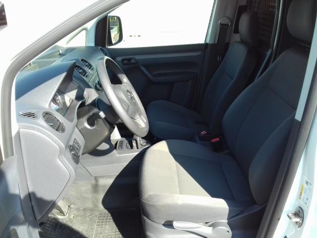Volkswagen Caddy 1,6TDI, CZ,Klima, 1.maj