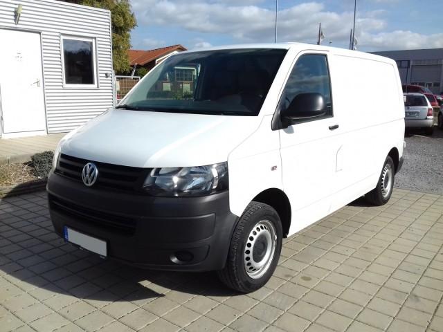 Volkswagen Transporter 2,0TDI 103kW, CZ 1.majitel