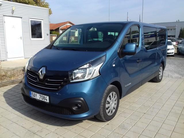 Renault Trafic Passengers Energy dCi,1.majite