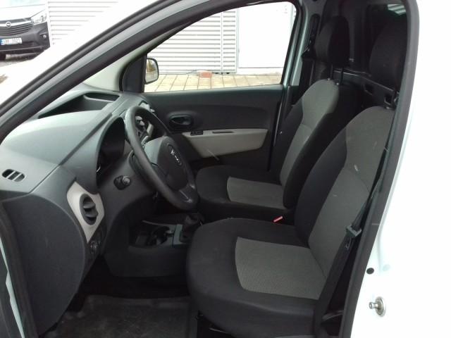 Dacia Dokker 1,5dCi, CZ, 1.majitel