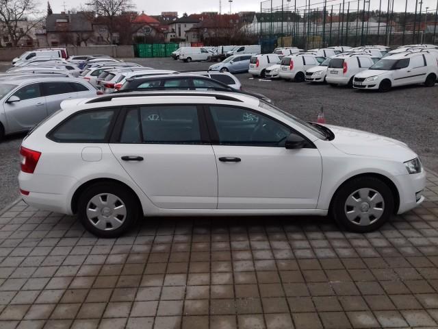 Škoda Octavia 1,6 TDI Active Plus