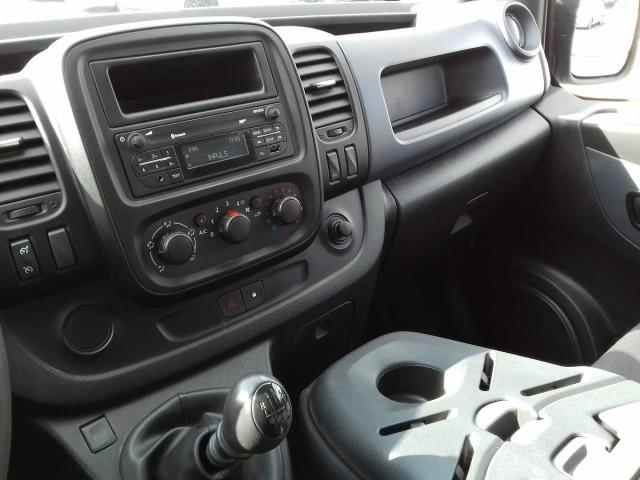 Opel Vivaro 1,6CDTi, 85kW, CZ