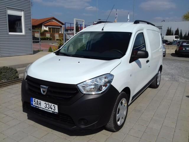 Dacia Dokker 1,5 dCi, Klima, Navigace