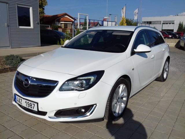 Opel Insignia 2,0CDTi 125kW Rezerva