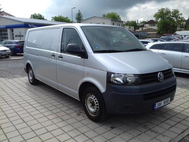 Volkswagen Transporter 2,0TDI 4x4 montážní vestavba