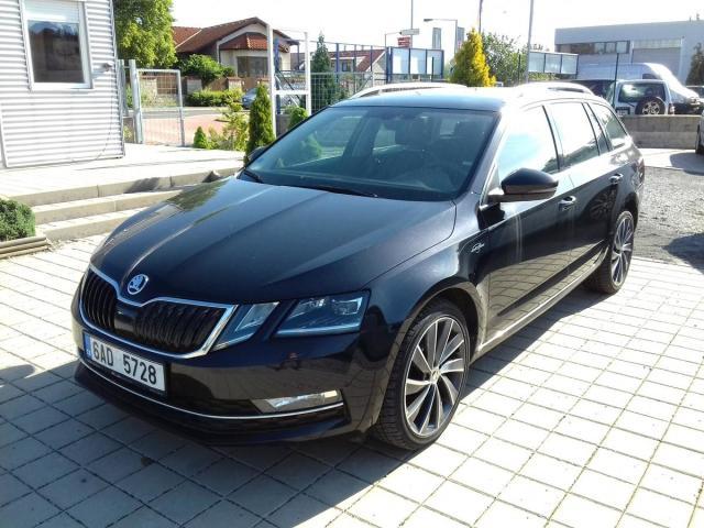 Škoda Octavia 2,0TDI L&K, 1.Majitel