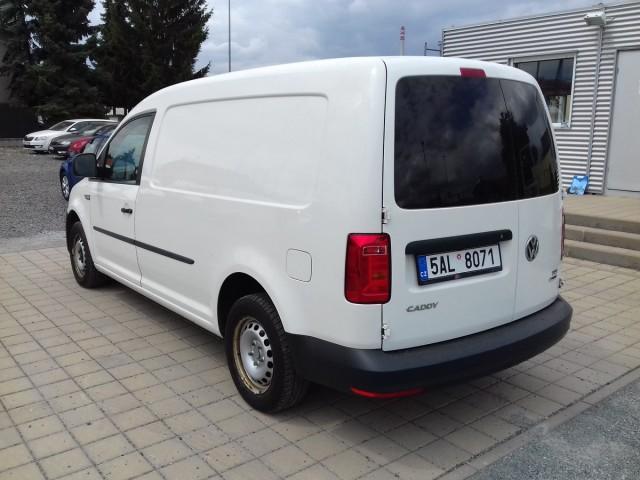 Volkswagen Caddy 2,0TDi MAXI