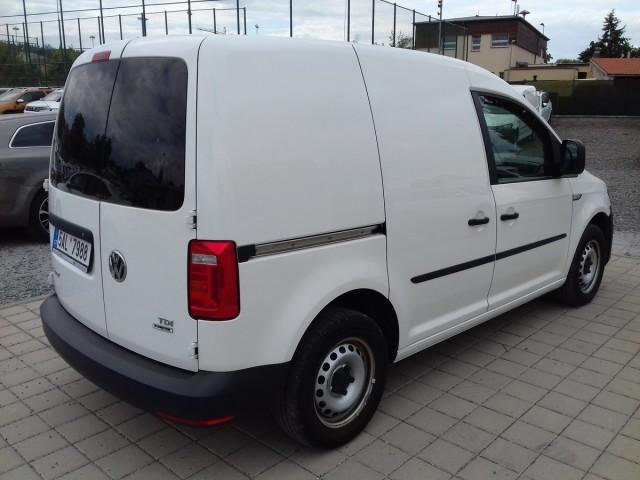 Volkswagen Caddy 2,0 TDI