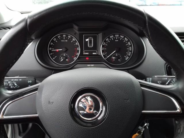 Škoda Octavia 1,6TDI 81kW, Navi, Park.senzor