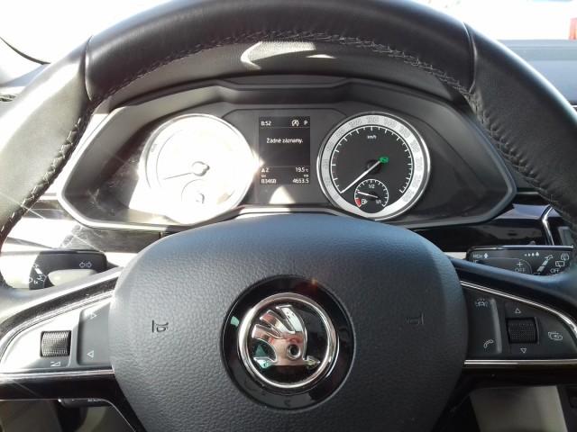 Škoda Superb 2,0TSI L&K, CZ