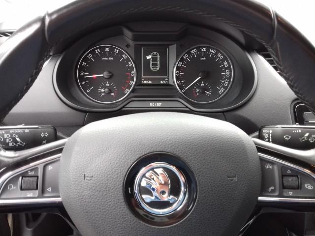 Škoda Octavia 1,6 TDI Ambition