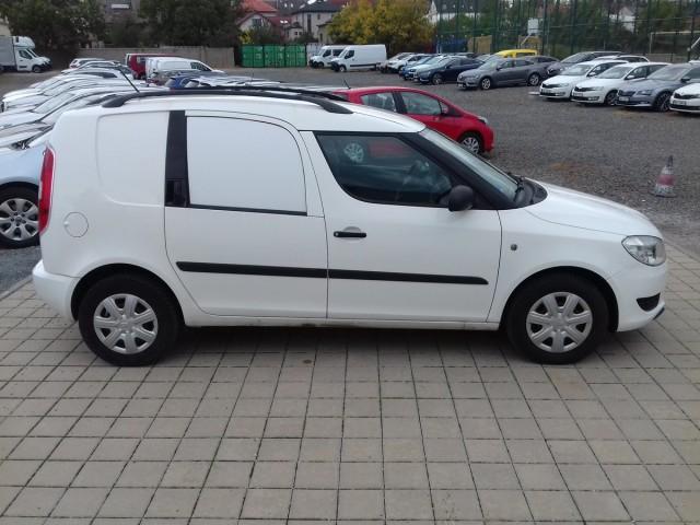 Škoda Praktik 1.2 TSi 63kW