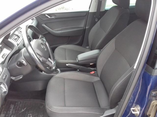 Škoda Rapid 1,6 TDI Ambition