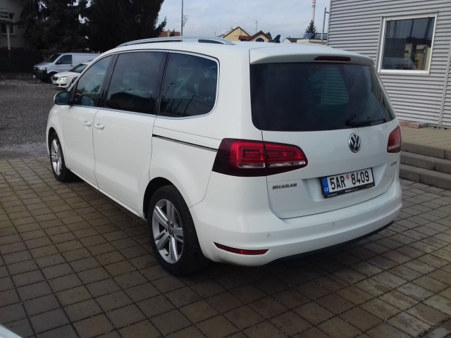 Volkswagen Sharan 2,0TDI Highline 135 KW, DSG