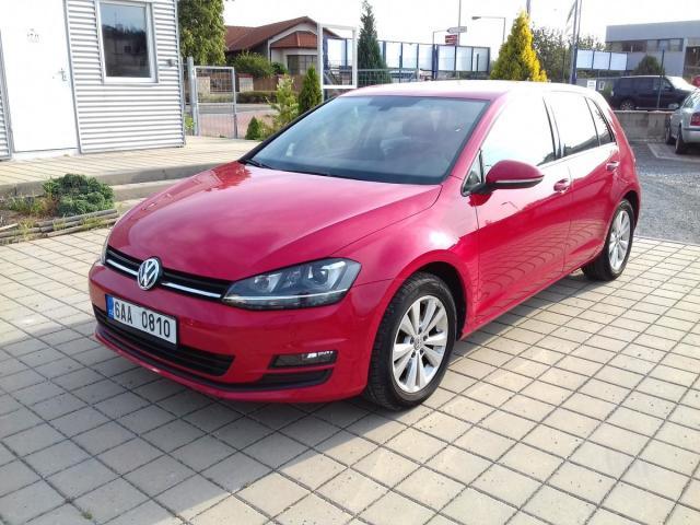 Volkswagen Golf 1,4 TSI, Xen. Maraton Edition