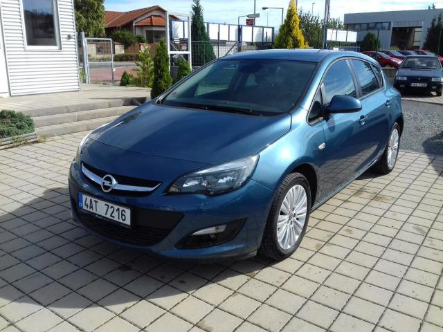 Opel Astra 1,4 T Enjoy
